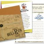 Bull Run Print