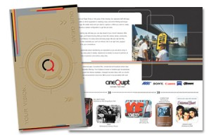 Cinequipt Brochure