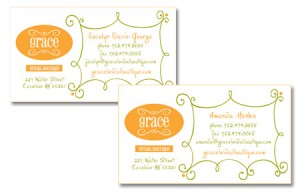 Grace-Bridal-Boutique-Business-Cards