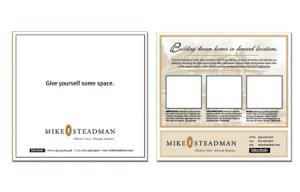 Mike Steadman Print Ads